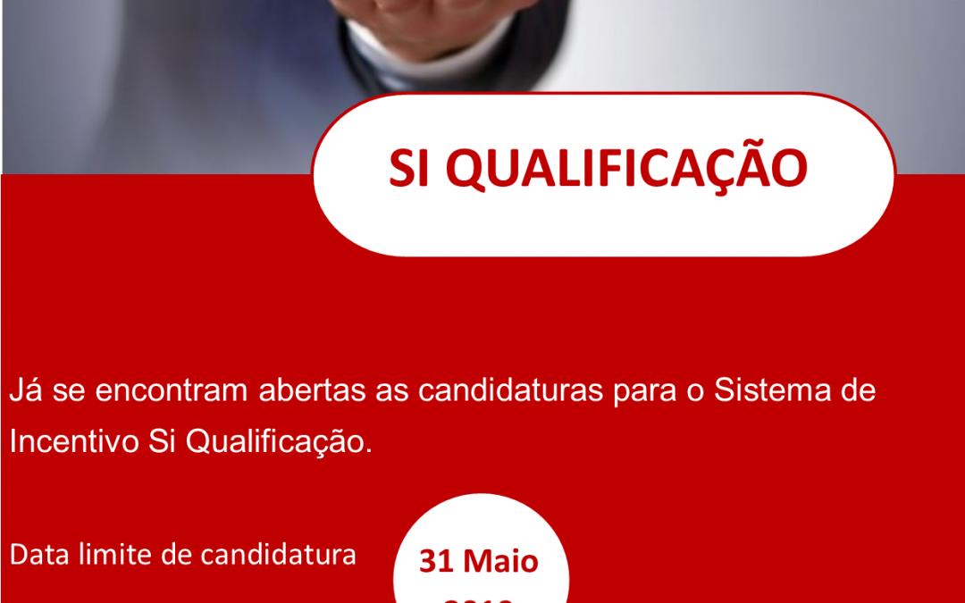 Candidaturas qualificação SI
